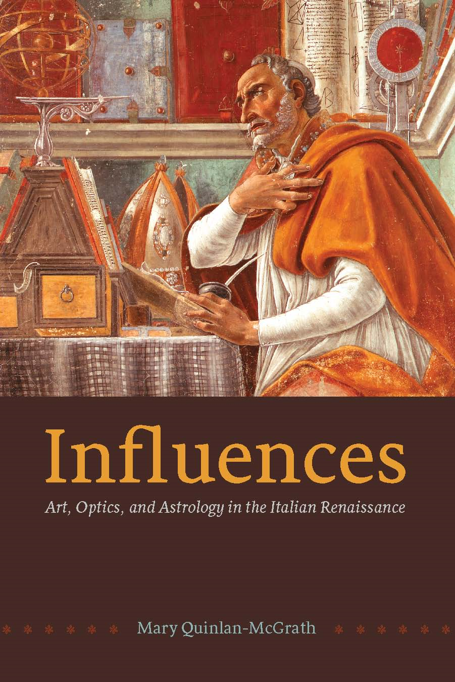 Influences By: Mary Quinlan-McGrath