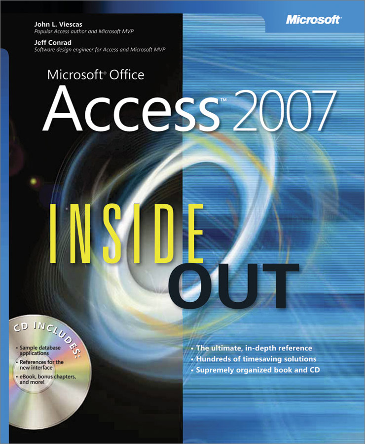 Microsoft® Office Access™ 2007 Inside Out