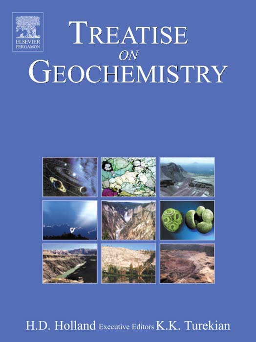 Treatise on Geochemistry,  Ten Volume Set