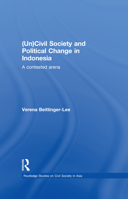 economic and social change in indonesia