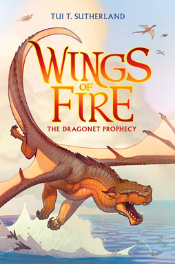 Wings of Fire, Book One: The Dragonet Prophecy