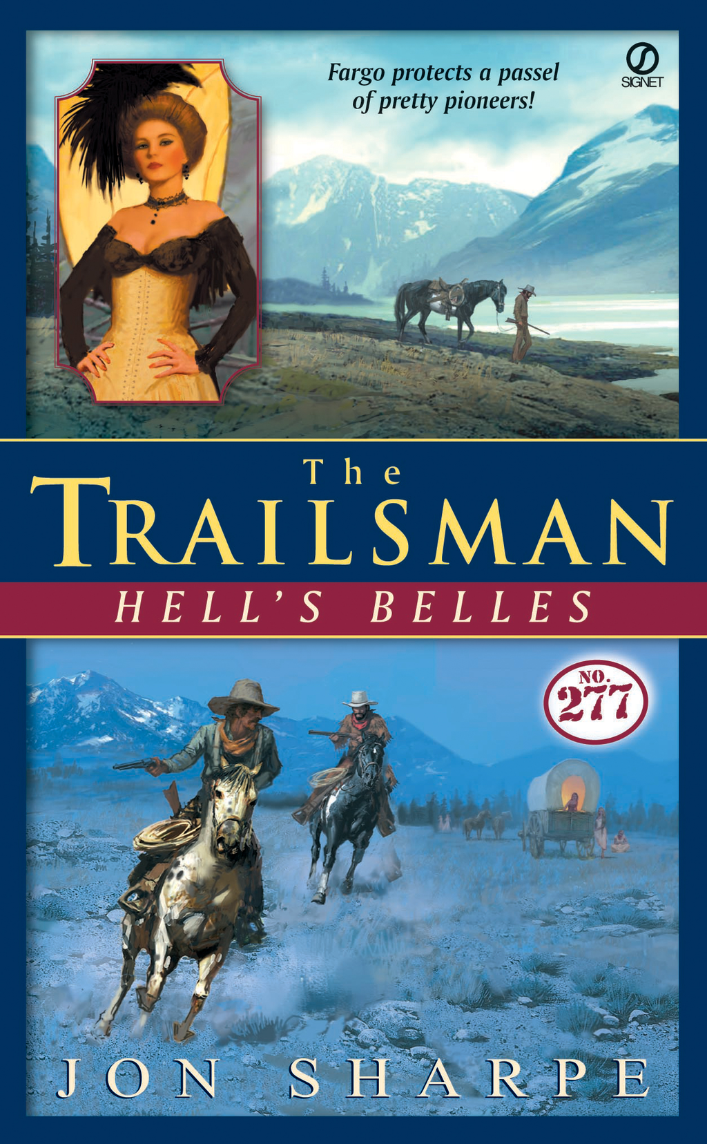 The Trailsman #277