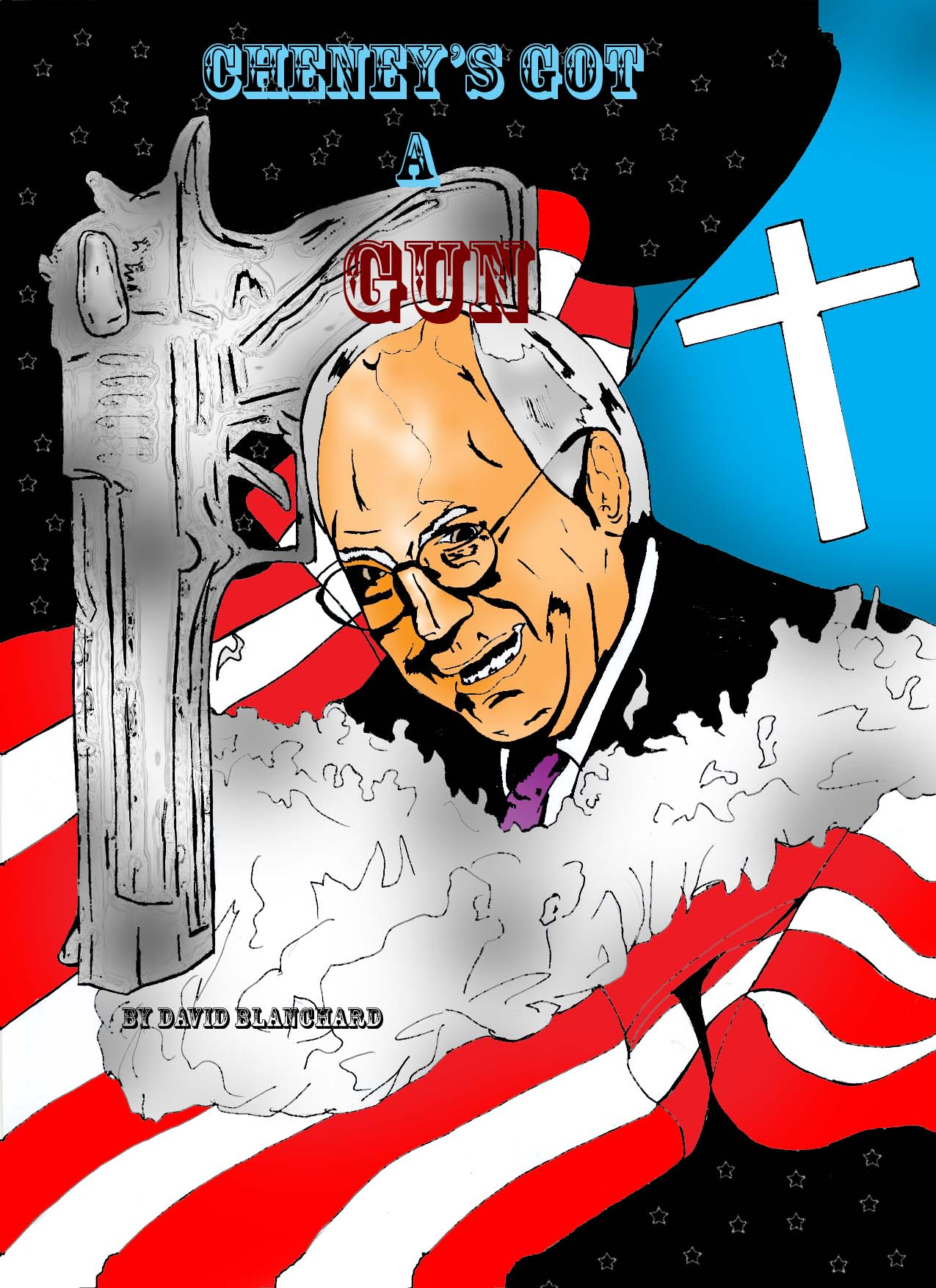Cheney's Got A Gun(manga)