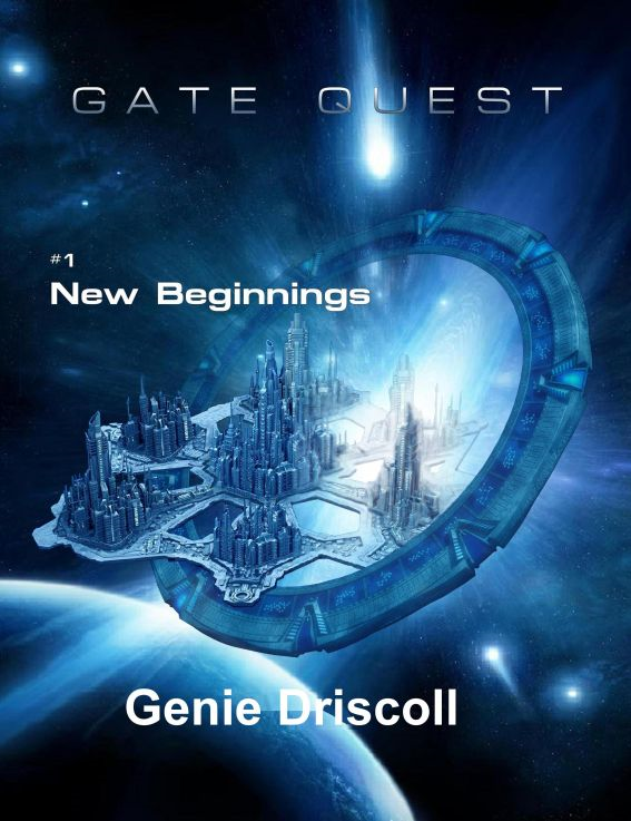 Gate Quest: The Beginning By: Genie Driscoll