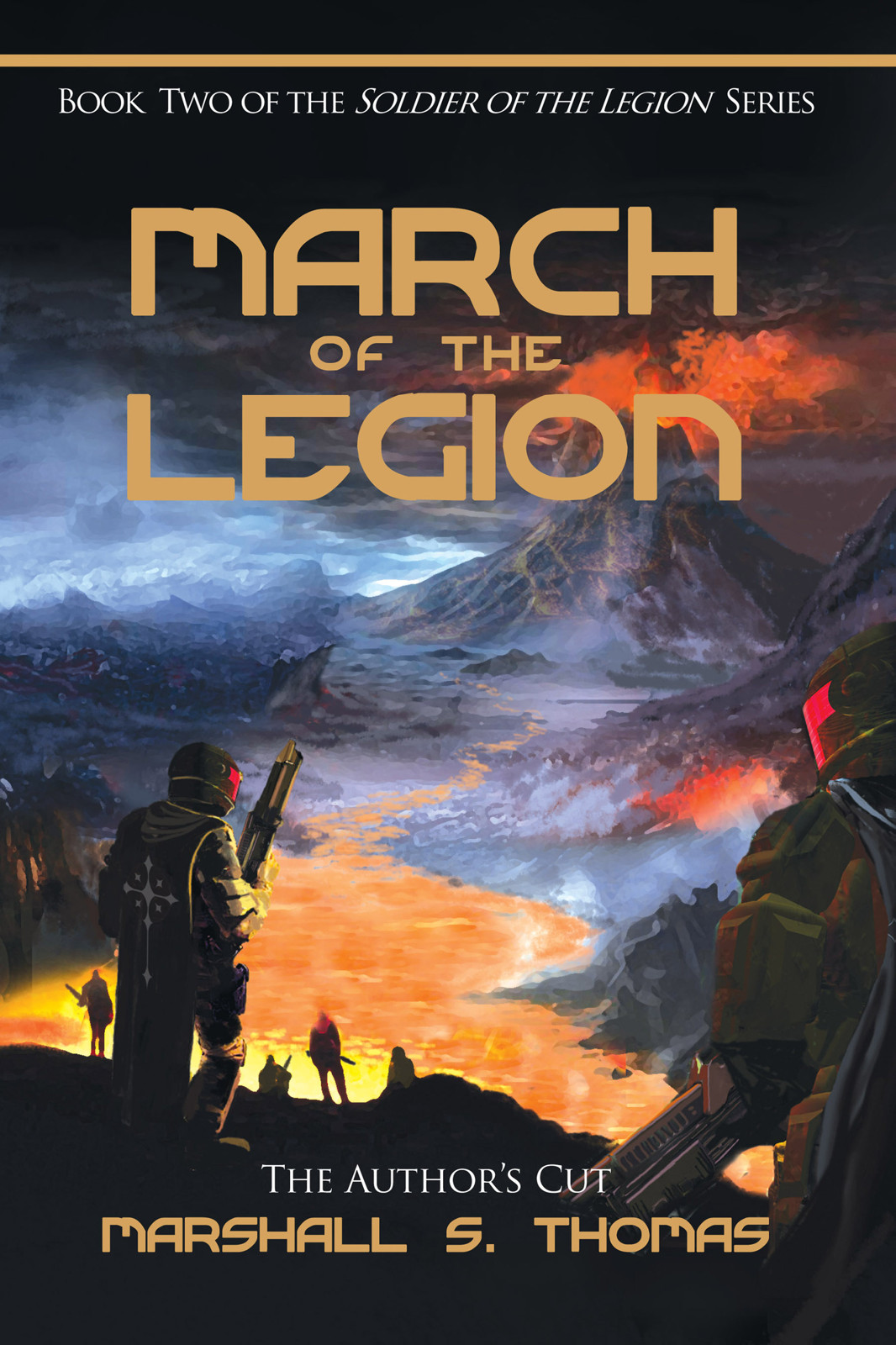 March of the Legion