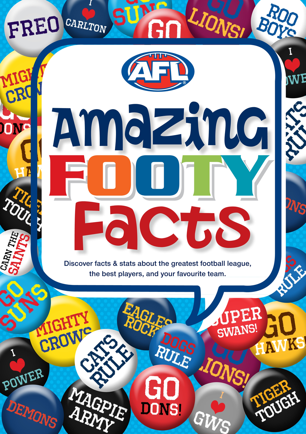 AFL Amazing Footy Facts