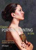 Picture of - Classic Portrait Painting in Oils: Keys to Mastering Diverse Skin Tones