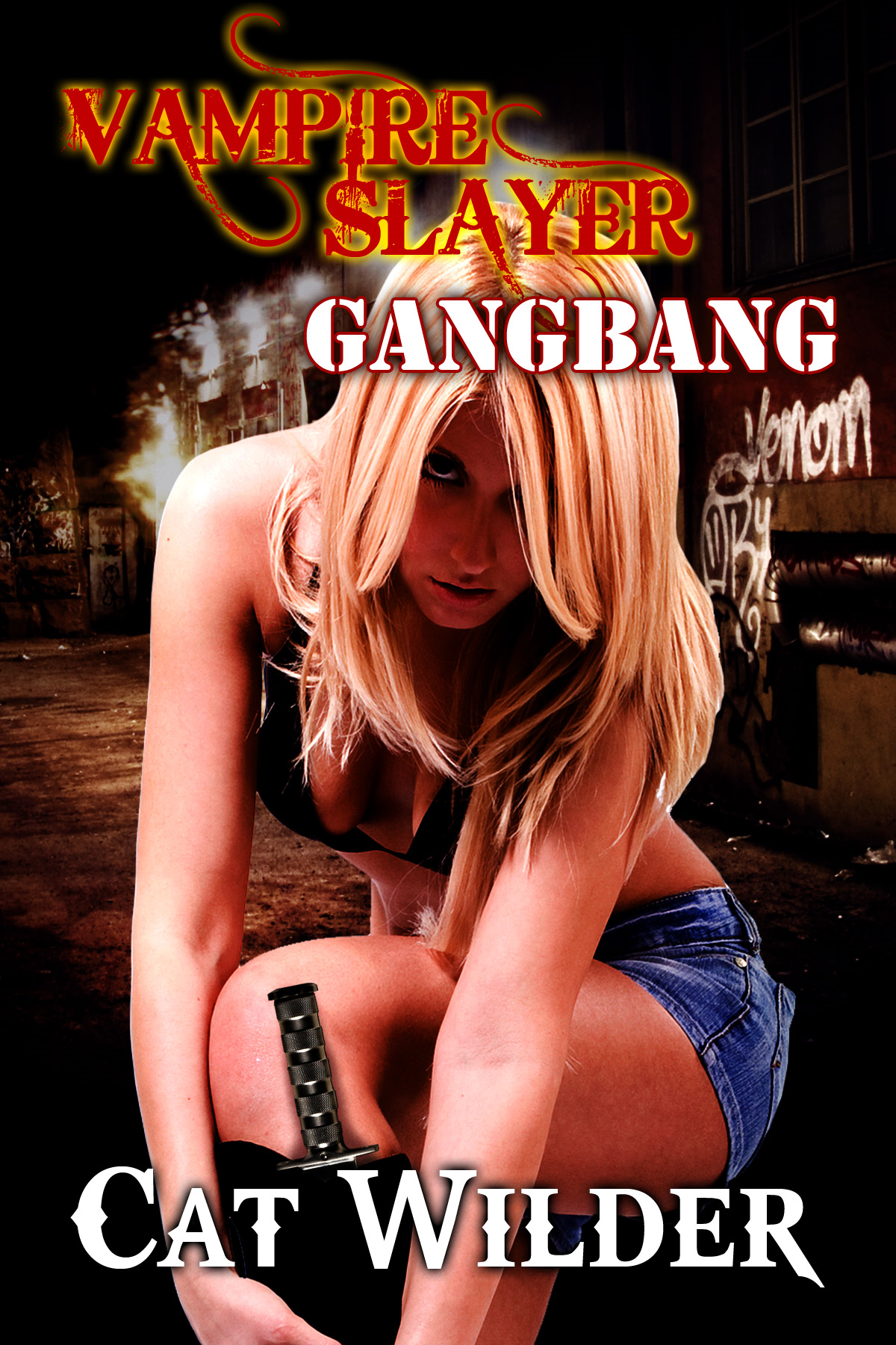 Vampire Slayer Gangbang By: Cat Wilder