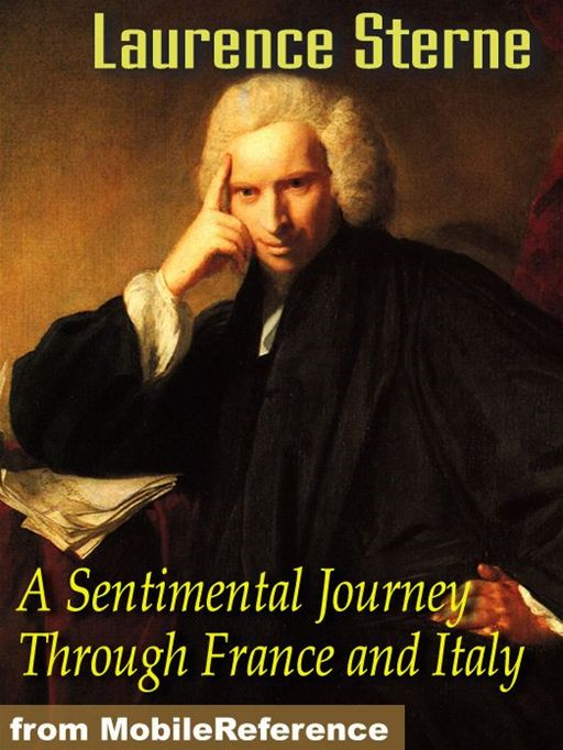 Cover Image: A Sentimental Journey Through France And Italy  (Mobi Classics)