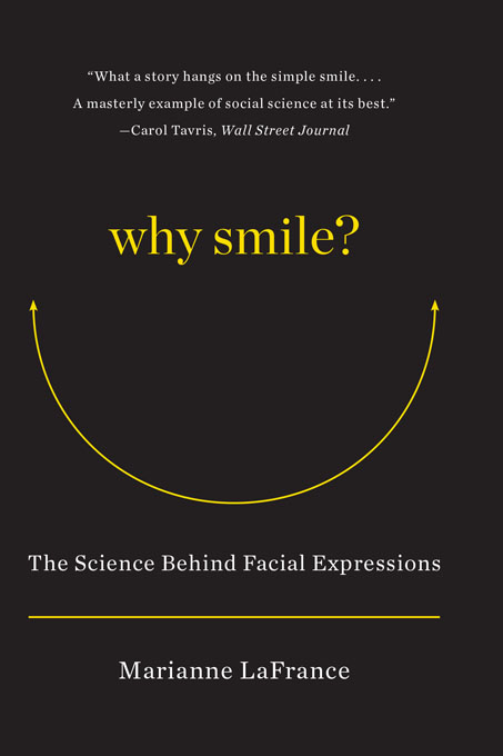 Why Smile: The Science Behind Facial Expressions
