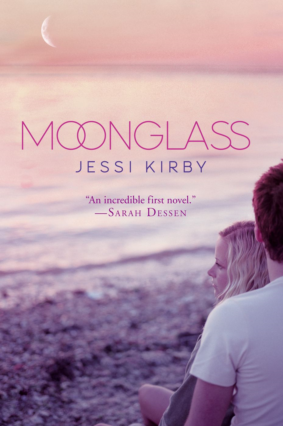 Moonglass By: Jessi Kirby