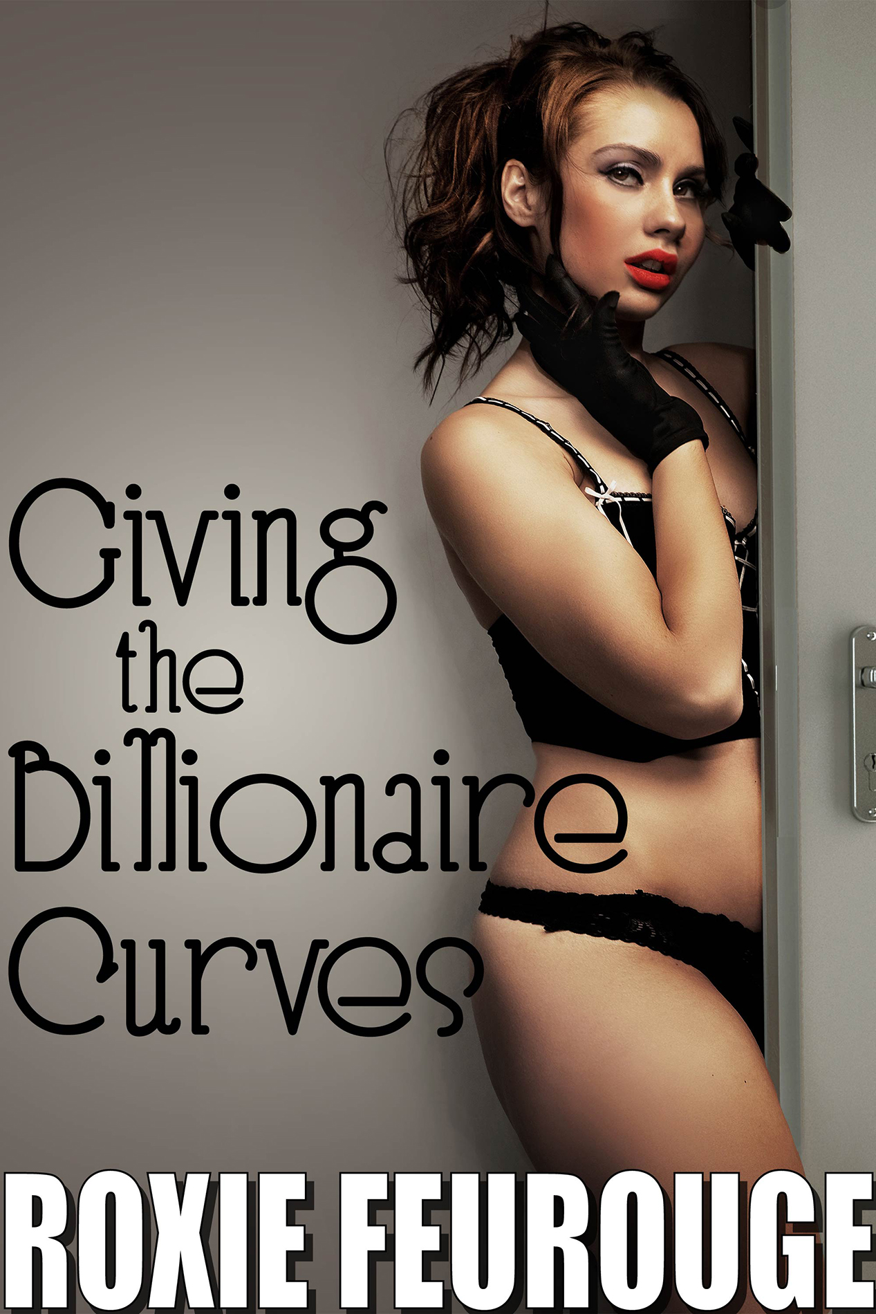 Giving The Billionaire Curves (BBW, billionaire breeding impregnation erotica)