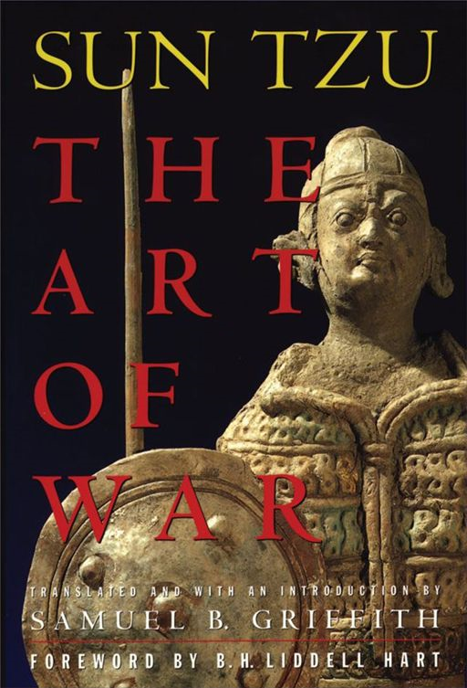 The Art Of War By: Sun Tzu;Samuel B. Griffith;B. H. Liddell Hart