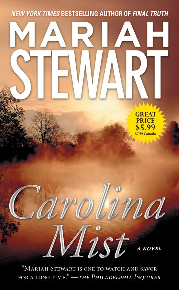 Carolina Mist By: Mariah Stewart
