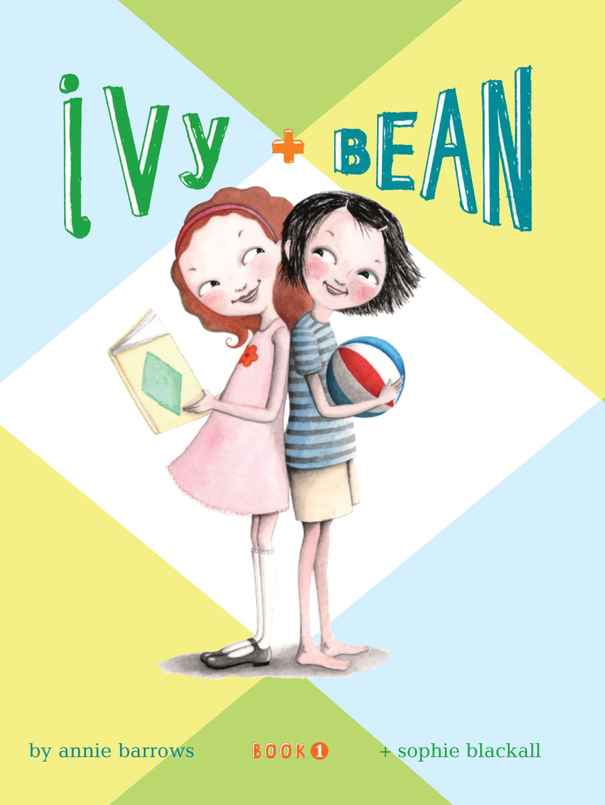 Ivy & Bean Bundle (Books1-3)