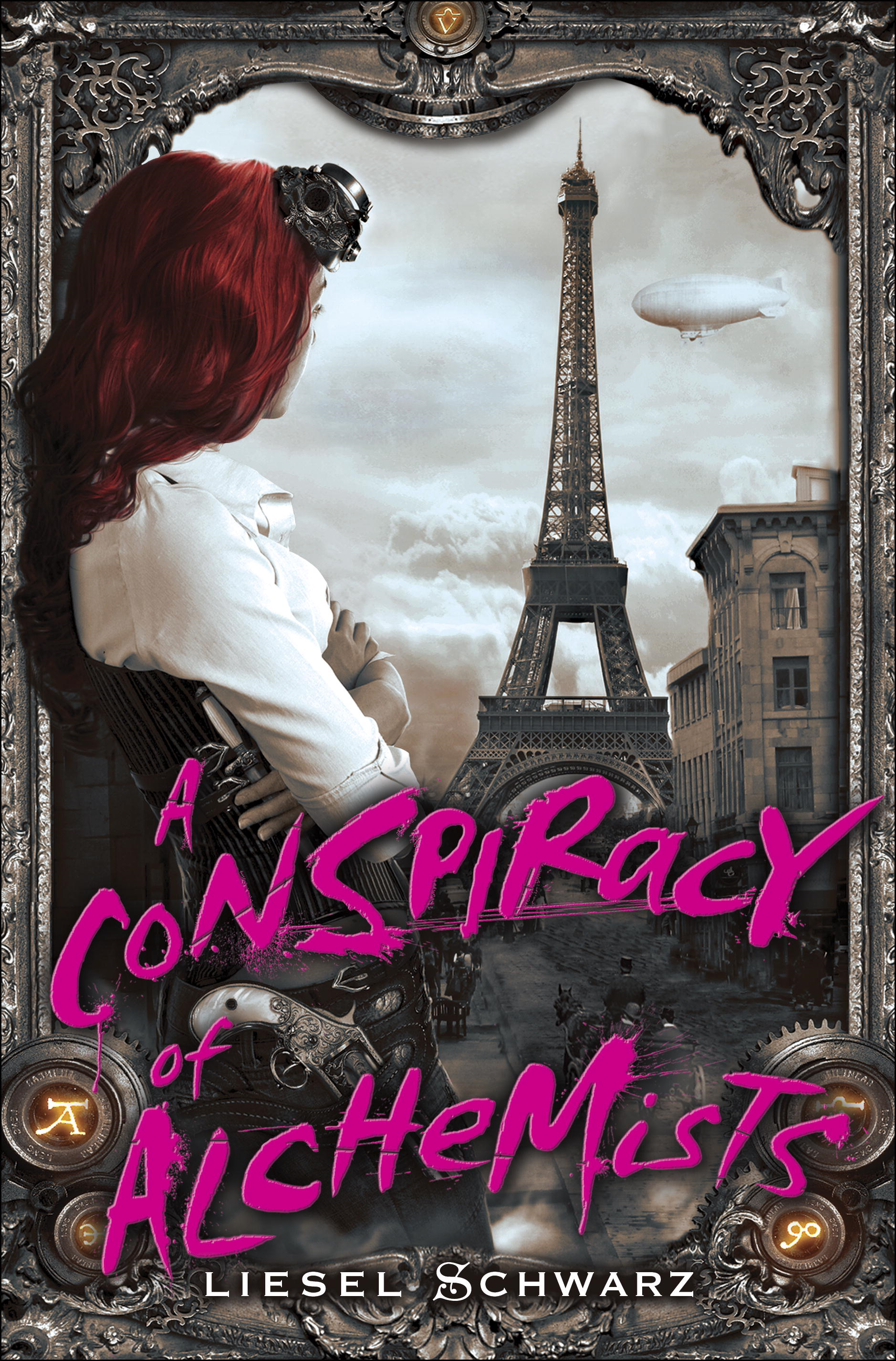 A Conspiracy of Alchemists By: Liesel Schwarz