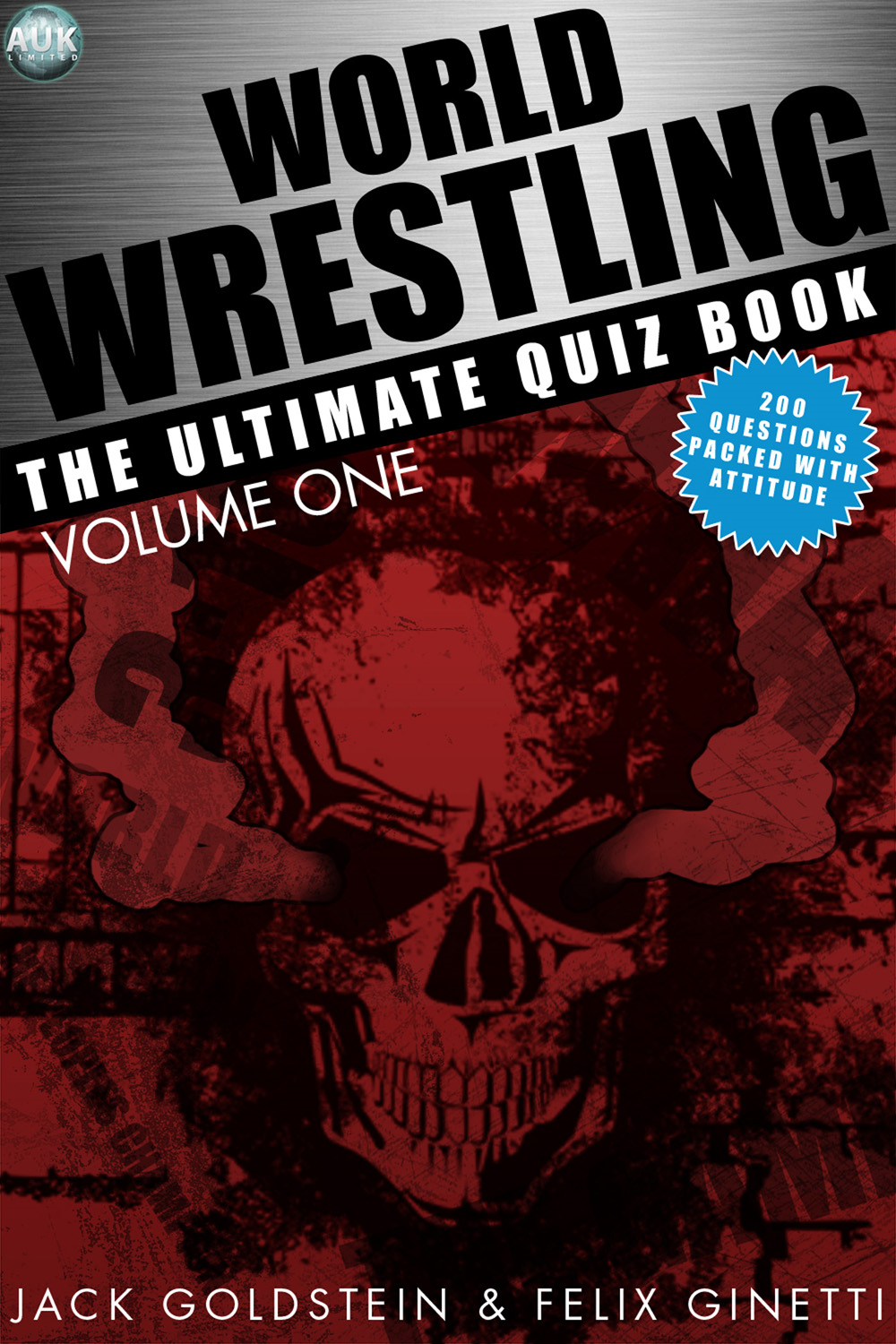 World Wrestling: The Ultimate Quiz Book - Volume 1