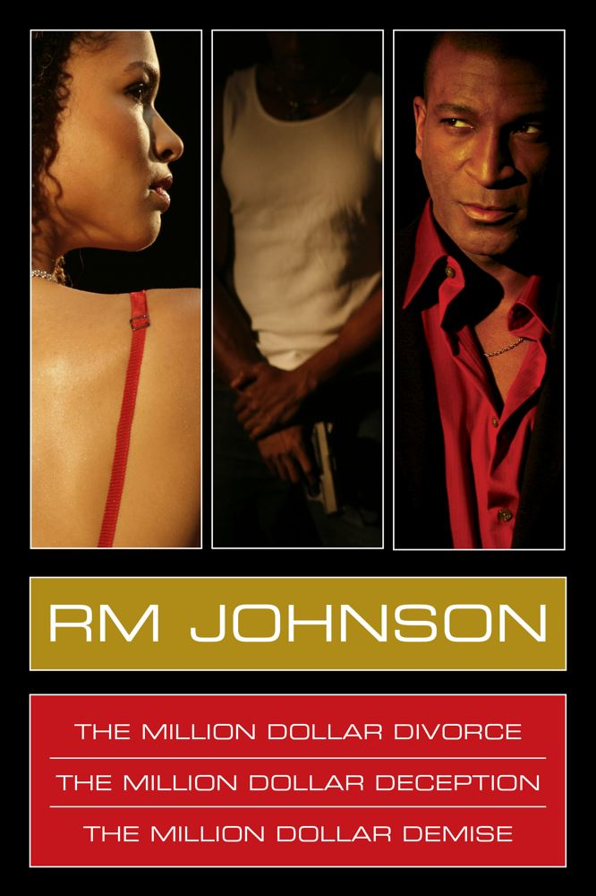 RM Johnson Million Dollar Series E-Book Box Set By: RM Johnson