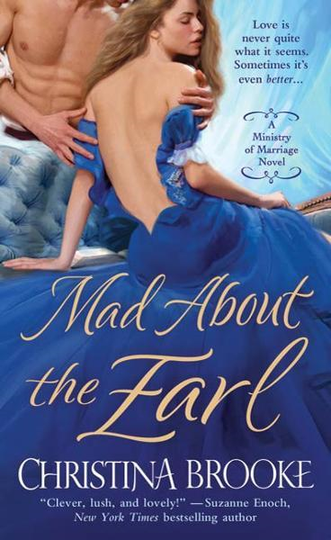 Mad About the Earl By: Christina Brooke