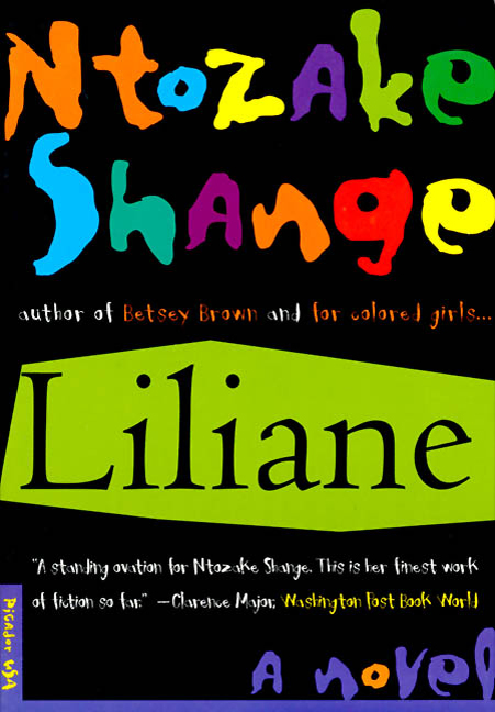 Liliane By: Ntozake Shange