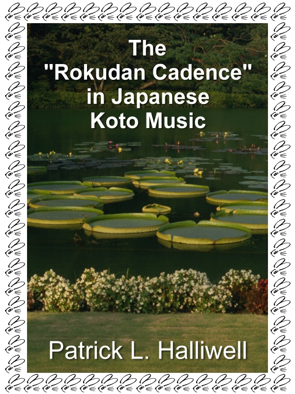 "The ""Rokudan Cadence"" in Japanese Koto Music: a semiotic approach to interpretation"