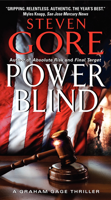 Power Blind By: Steven Gore