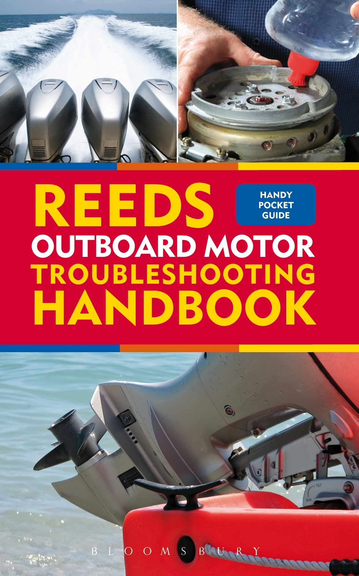 Reeds Outboard Motor Troubleshooting Handbook By: Barry Pickthall