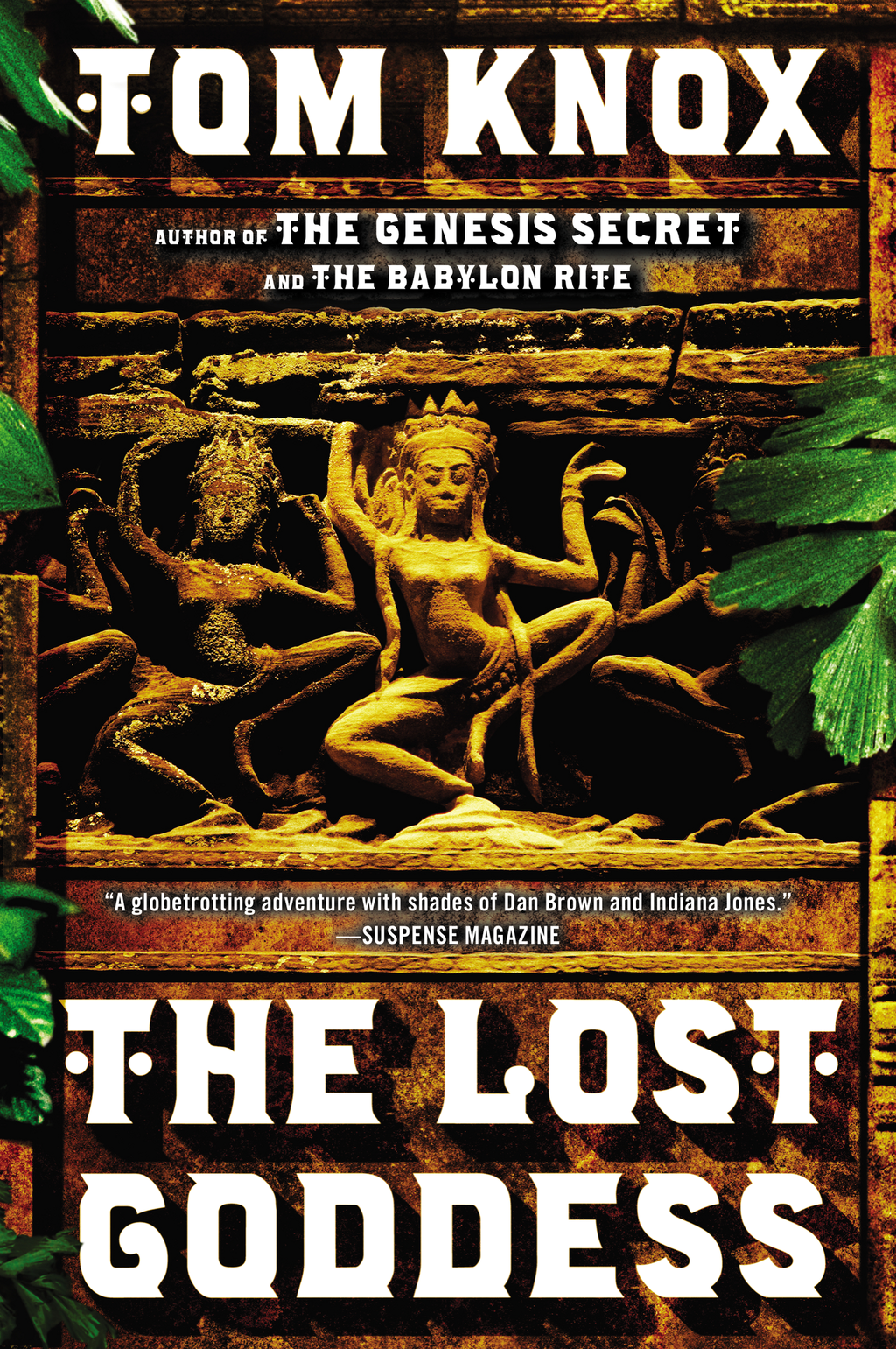 The Lost Goddess By: Tom Knox