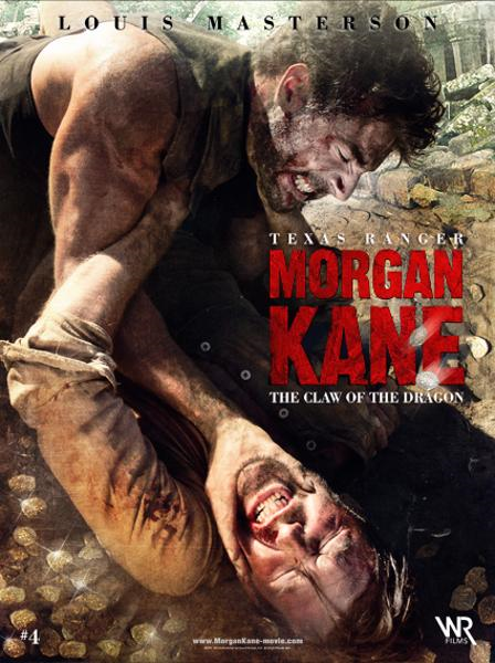 Morgan Kane: The Claw of the Dragon