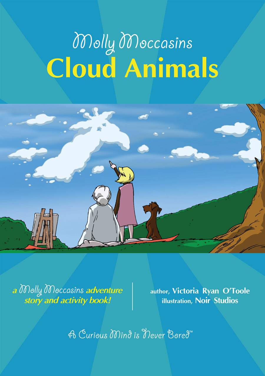 Cloud Animals By: Victoria Ryan O'Toole,Urban Fox Studios