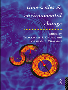 Timescales and Environmental Change