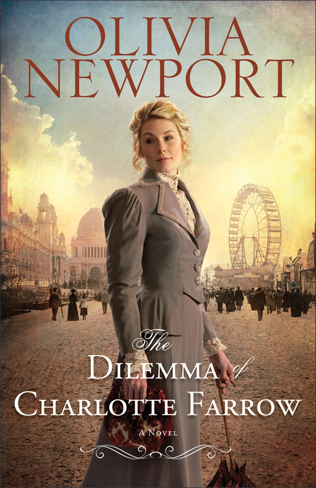 Dilemma of Charlotte Farrow, The (Avenue of Dreams Book #2)
