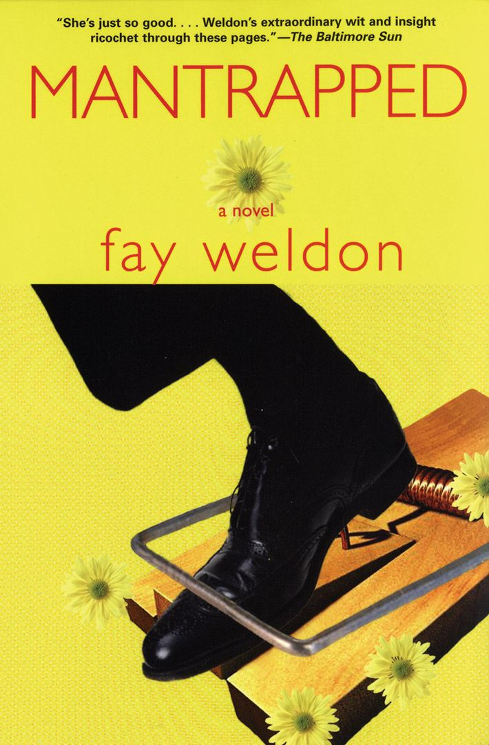 Mantrapped By: Fay Weldon