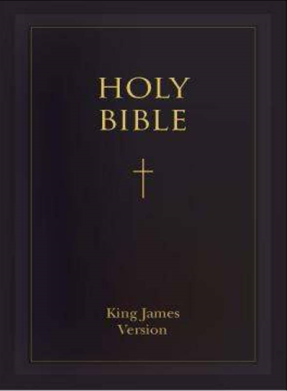 King James Bible: The Holy Bible - Authorized King James Version - KJV (Old Testament and New Testaments)