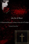 online magazine -  Life, Sin, & Blood