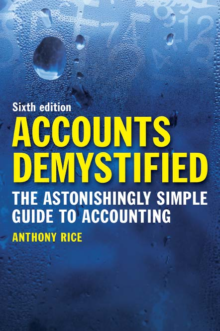 Accounts Demystified The Astonishingly Simple Guide To Accounting