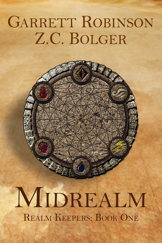 Midrealm By: Garrett Robinson,Z. C. Bolger