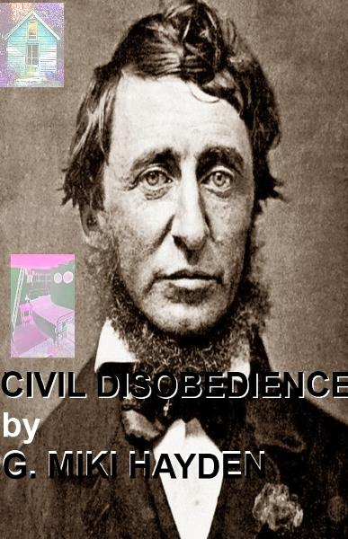 """Civil Disobedience"""