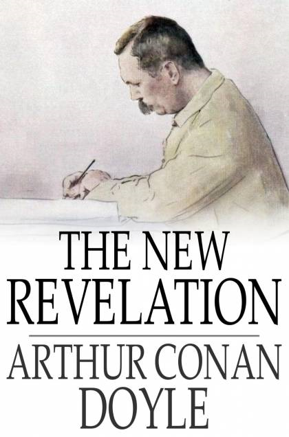 Cover Image: The New Revelation