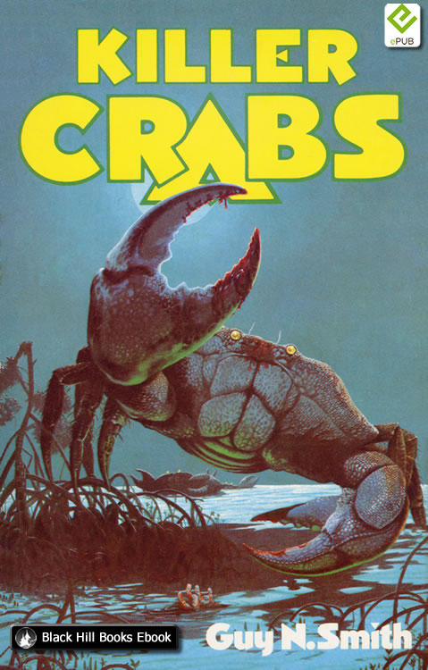Killer Crabs By: Guy N Smith
