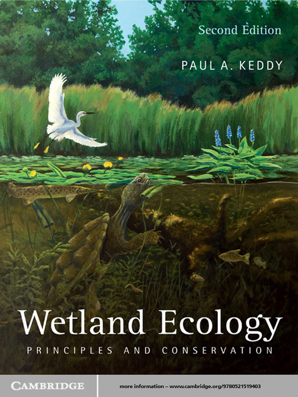 Wetland Ecology Principles and Conservation