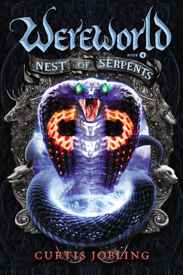 Nest of Serpents By: Curtis Jobling