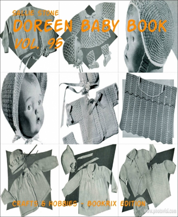 Doreen Baby Book