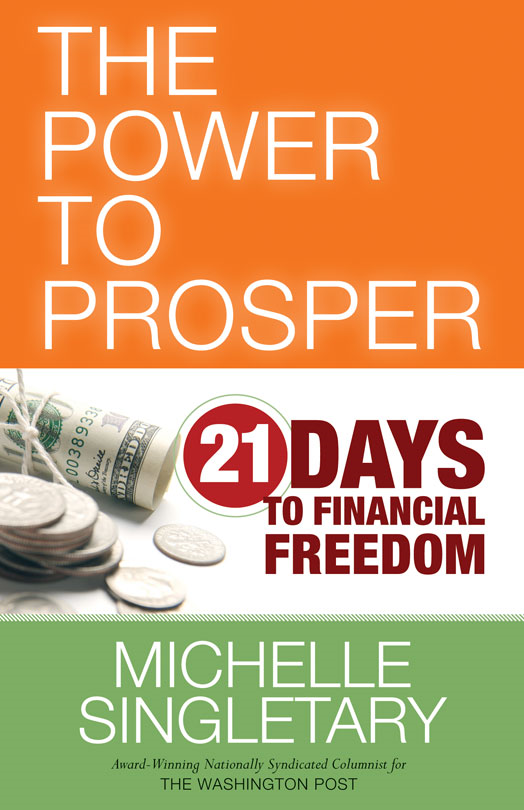 The Power to Prosper By: Michelle   Singletary