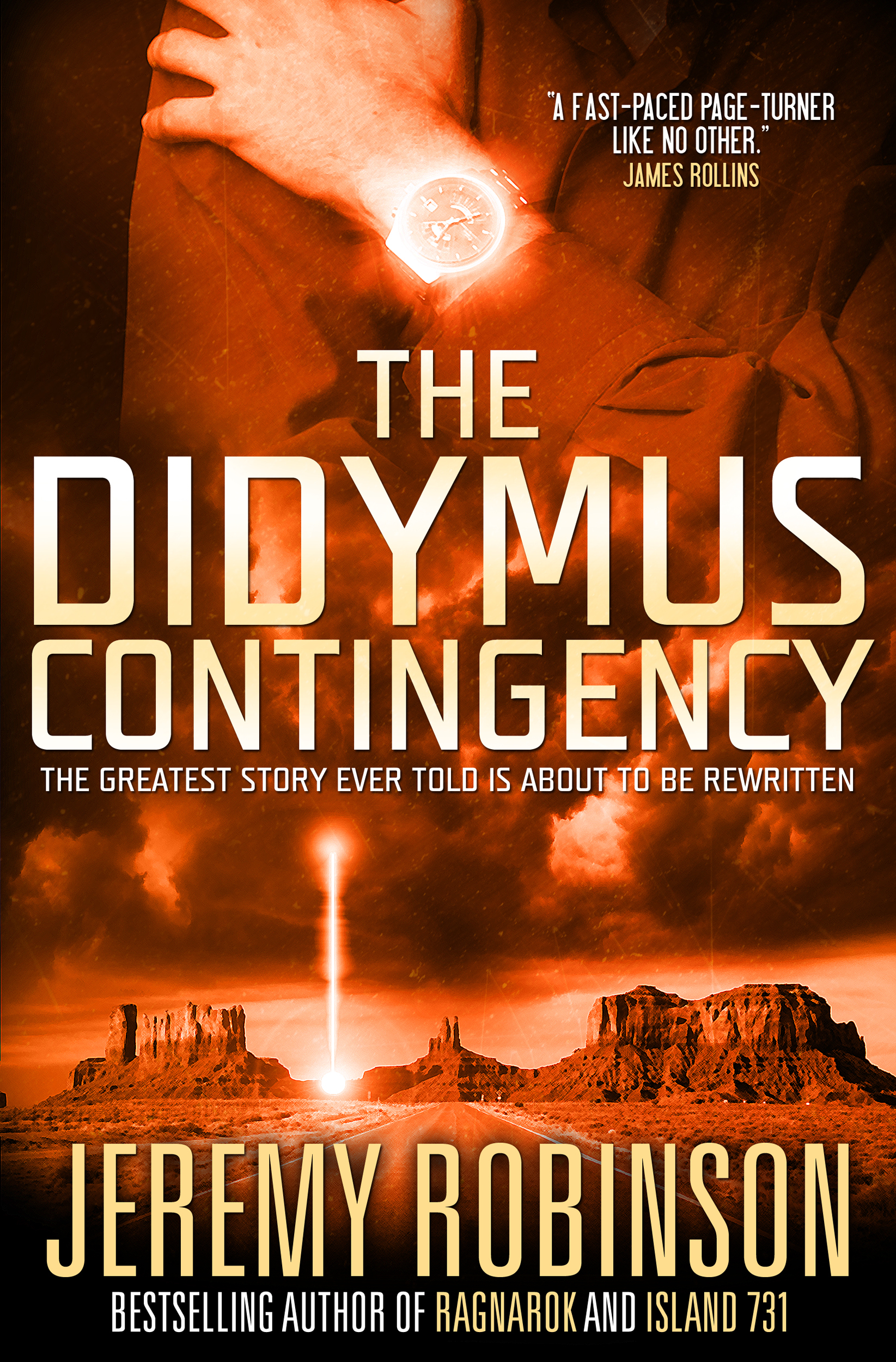 The Didymus Contingency (Origins Edition) By: Jeremy Robinson