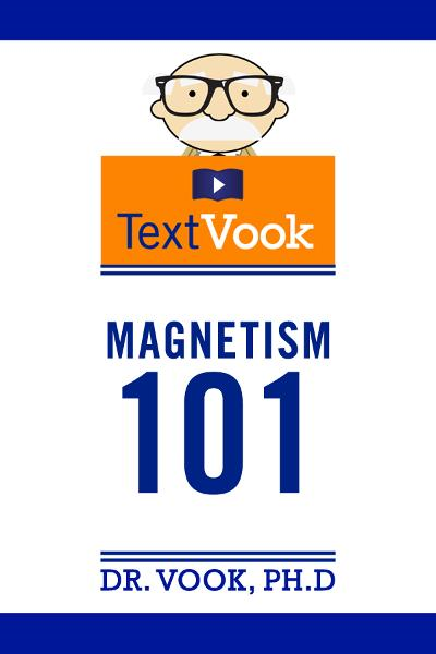 Magnetism 101: The TextVook By: Dr. Vook Ph.D