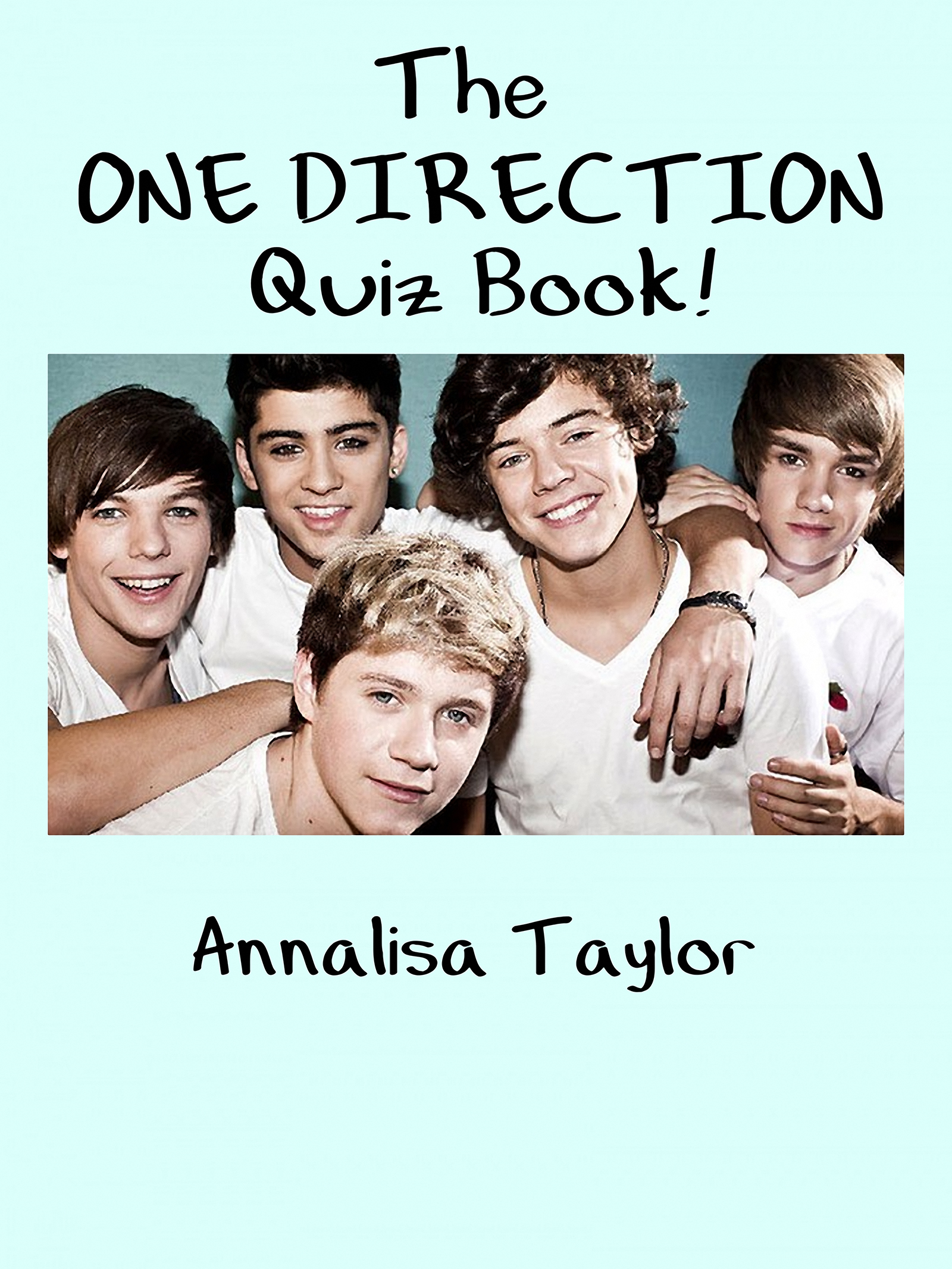 The One Direction Quiz Book!