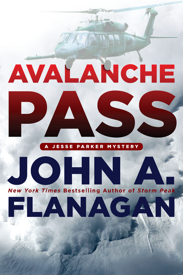 Avalanche Pass By: John Flanagan