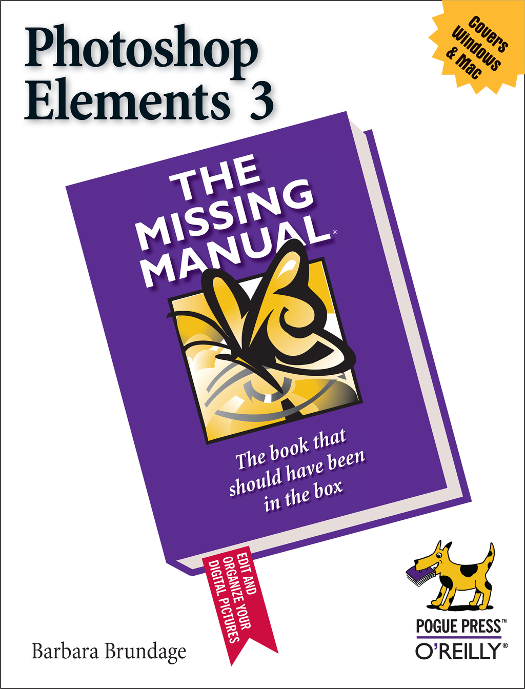 Photoshop Elements 3: The Missing Manual