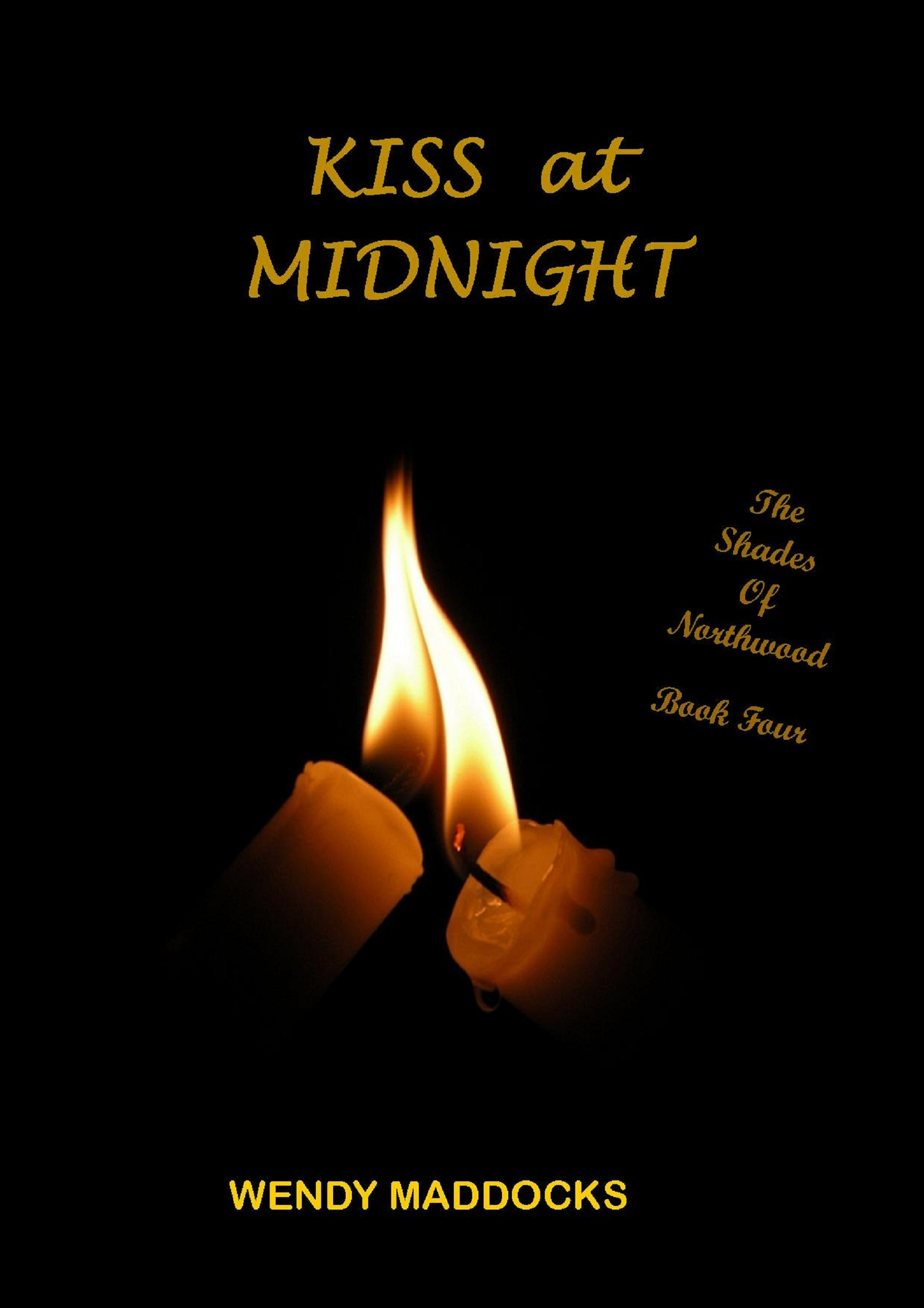 Kiss at Midnight (The Shades of Northwood 4)
